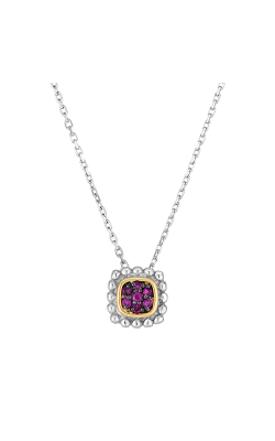 Phillip Gavriel Quadra Birthstone Series Necklace SILSET2899-18 product image