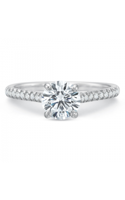 Precision Set New Aire Engagement Ring 203218w product image