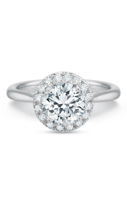 Precision Set New Aire Engagement Ring 297818W product image