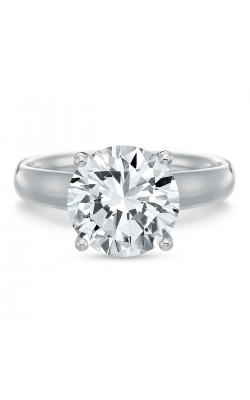 Precision Set FlushFit Engagement ring 793418w product image