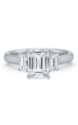 Precision Set FlushFit Engagement ring 767618w product image