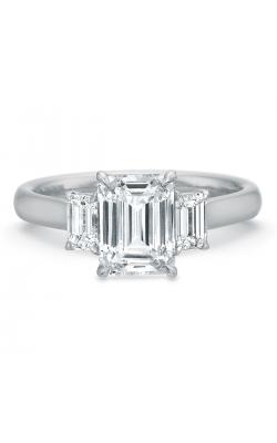 Precision Set FlushFit Engagement Ring 767618w product image