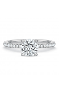 Precision Set Modern Classic Engagement Ring 224218w product image