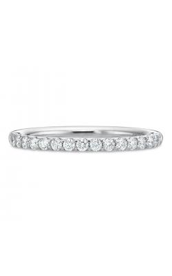 Precision Set Shared Prong Wedding Band 606218w product image
