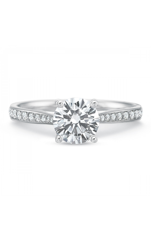 Precision Set New Aire Engagement ring 289218w product image