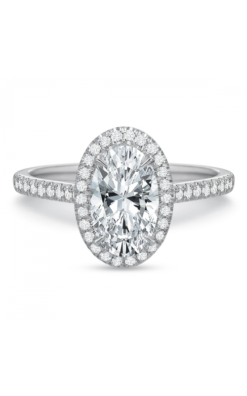 Precision Set New Aire Engagement ring 273718w product image