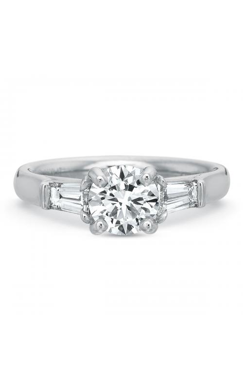 Precision Set FlushFit Engagement ring 779318w product image