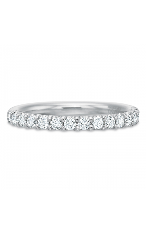 Precision Set Shared Prong Wedding band 627318w product image
