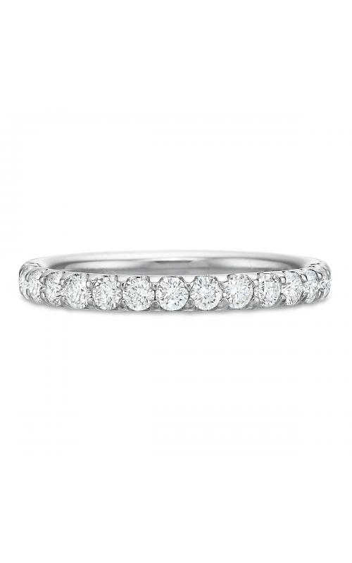 Precision Set Shared Prong Wedding band 627418w product image