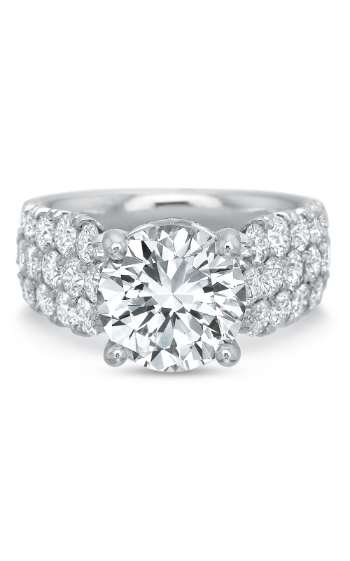 Precision Set Extraordinary Engagement ring 209118w product image