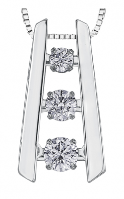 Pulse™ Diamond Pendant PP3199W/30C-10 product image