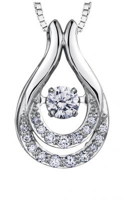 Pulse™ Diamond Pendant PP3234W/30C-10 product image