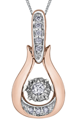 Pulse™ Diamond Pendant PP4068RW/06C-10 product image
