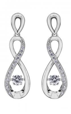 Pulse™ Diamond Earrings EE3173W/27-10 product image