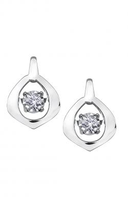 Pulse™ Diamond Earrings EE3438W/04-10 product image
