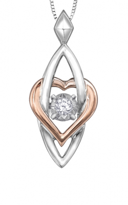 Pulse™ Diamond Solitaire Pendant PP4213WR/03C-10 product image