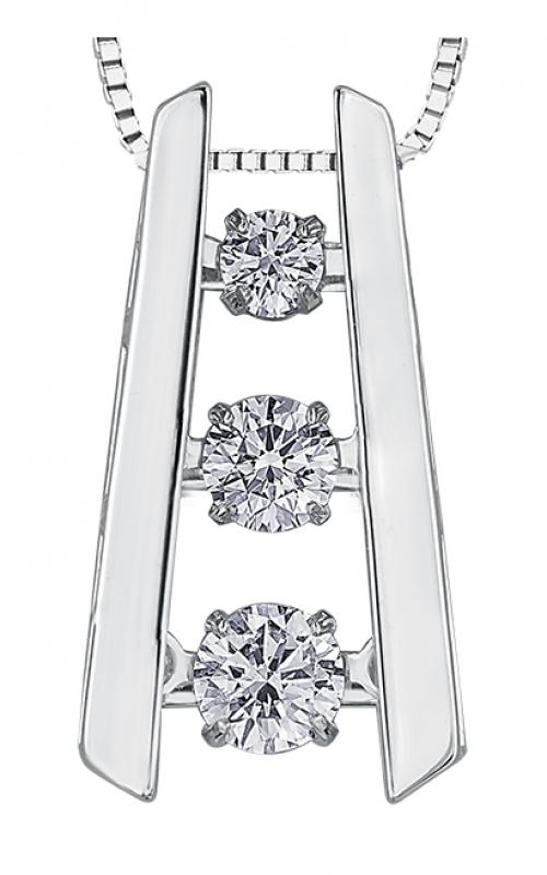 Pulse™ Diamond Pendant PP3199W/30C-10 product image