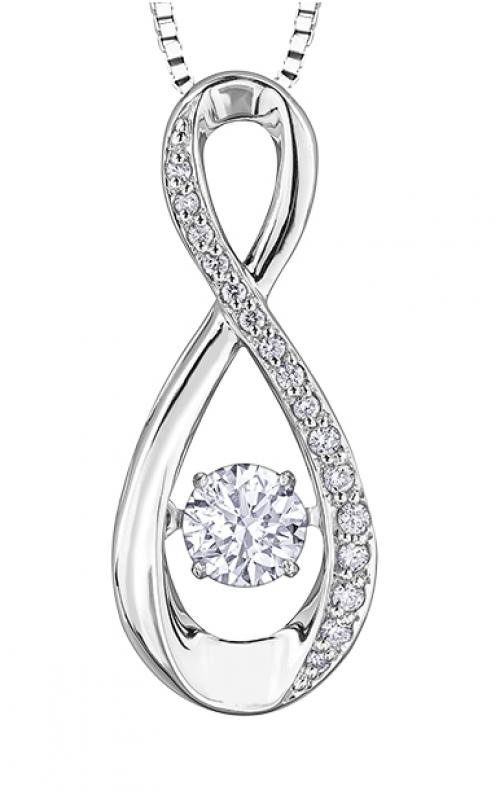 Pulse™ Diamond Pendant PP3173W/30C-10 product image