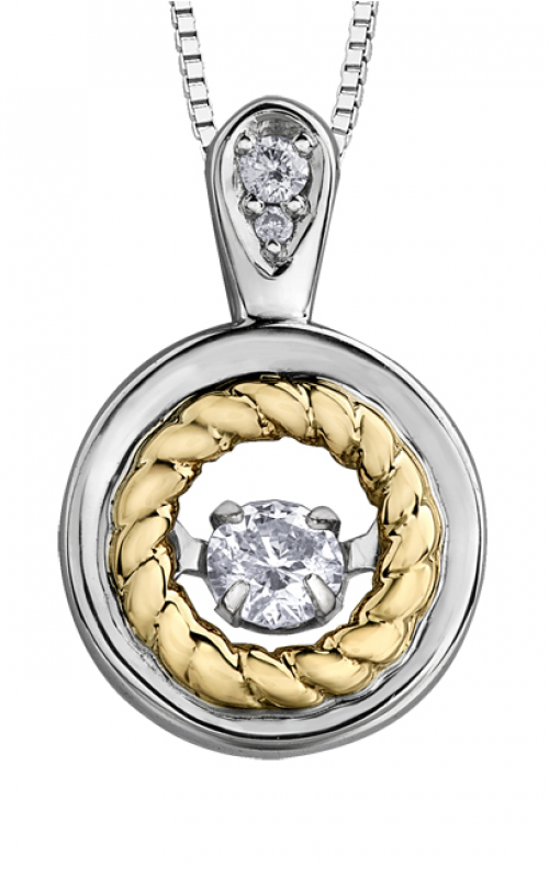 Pulse™ Diamond Pendant PP3973WY/09C-10 product image