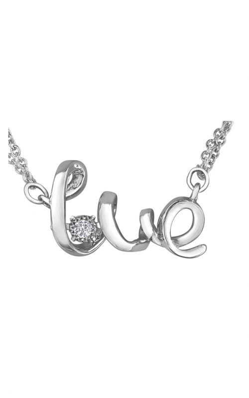 Pulse™ Diamond Necklace NN265/03C-SS product image