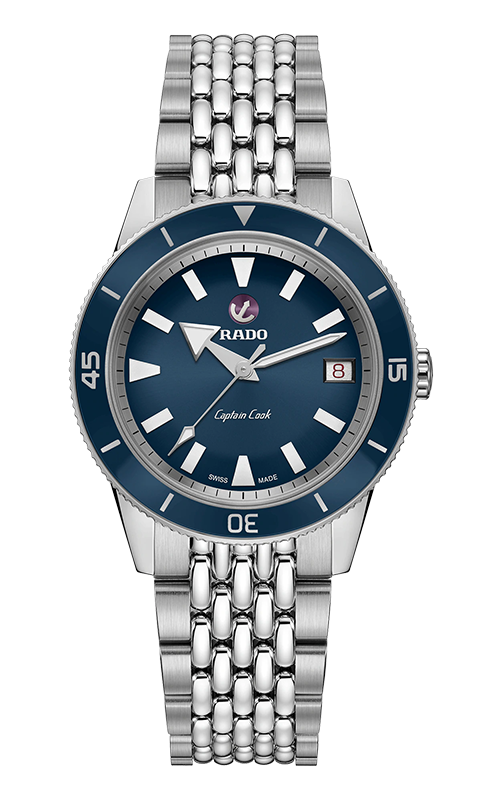 Rado  Captain Cook Watch R32500203 product image