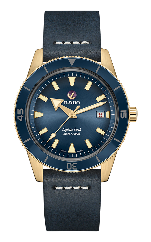 Rado  Captain Cook Watch R32504205 product image