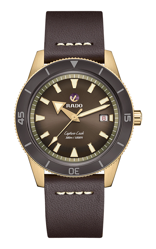 Rado  Captain Cook Watch R32504306 product image