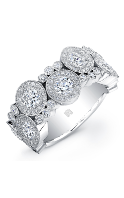 Rahaminov Diamonds Bubble Wedding band EB-1308 product image