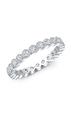 Rahaminov Diamonds Beaded Wedding Band EB-1709 product image