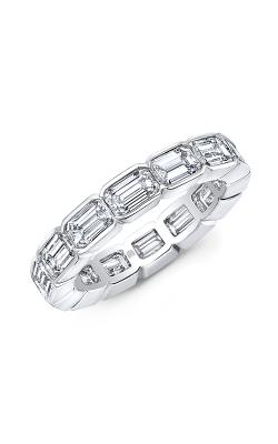 Rahaminov Diamonds East West Wedding Band EB-2093 product image