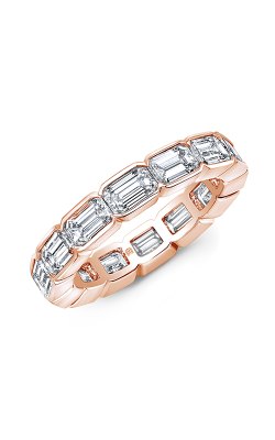 Rahaminov Diamonds East West Wedding Band EB-2096 product image