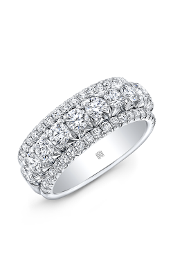 Rahaminov Diamonds Bar Wedding Band EB-2105 product image