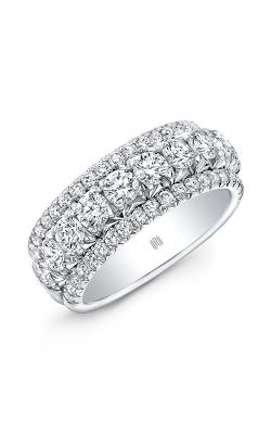 Rahaminov Diamonds Bar Wedding Band EB-2105 product image