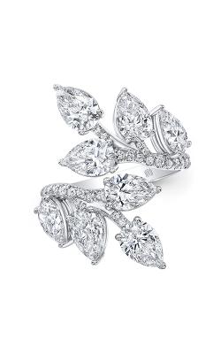 Rahaminov Diamonds Branch Bypass Ring Fashion ring RING-1775 product image