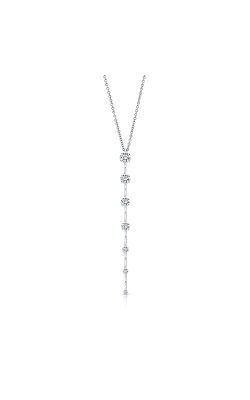 Rahaminov Diamonds Bar Necklace NK-7140 product image
