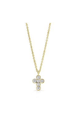 Rahaminov Diamonds Cross Necklace NK-6999 product image