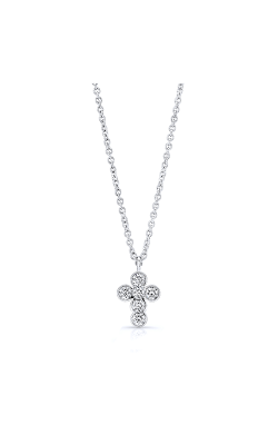 Rahaminov Diamonds Cross Necklace NK-6998 product image