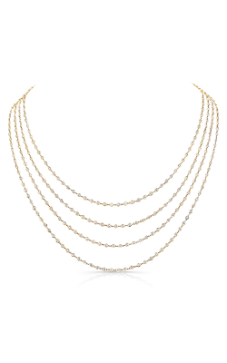 Rahaminov Diamonds 90 Chain Necklace NK-6628 product image