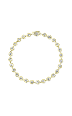 Rahaminov Diamonds Beaded Bracelet BR-1650 product image