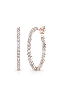 Rahaminov Diamonds Beaded Earrings EAR-4259-RG product image