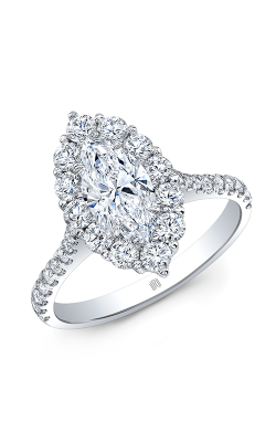 Rahaminov Diamonds Engagement Ring F34-1255 product image