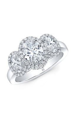 Rahaminov Diamonds Engagement Ring F34-1294 product image