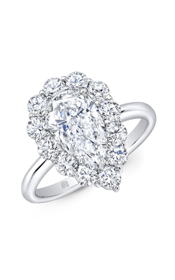 Rahaminov Diamonds Engagement Ring F64-2091 product image