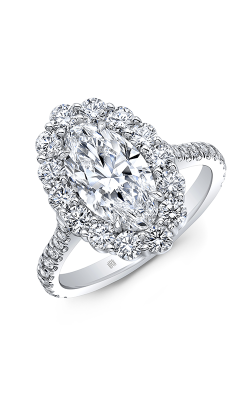 Rahaminov Diamonds Engagement Ring F84-2466 product image
