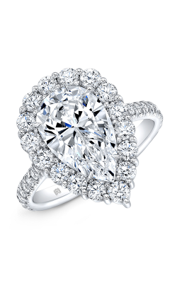 Rahaminov Diamonds Engagement Ring FL-2676 product image