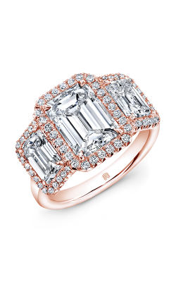 Rahaminov Diamonds Engagement Ring RING-1745 product image