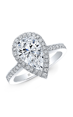 Rahaminov Diamonds Engagement Ring F84-2457 product image