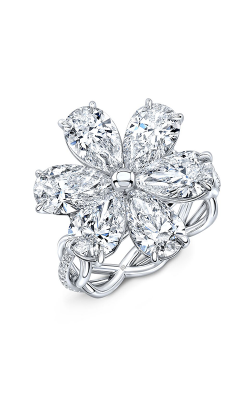 Rahaminov Diamonds Flower Fashion Ring RING-1812 product image