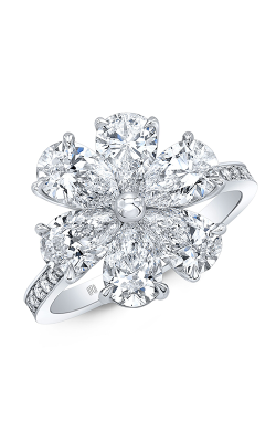 Rahaminov Diamonds Flower Fashion Ring RING-1780 product image