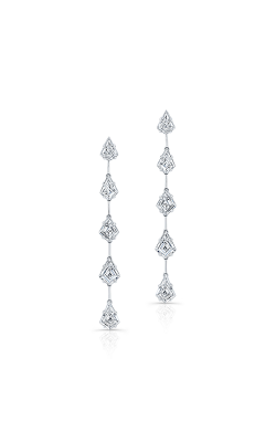 Rahaminov Diamonds Bar Earrings EAR-4610 product image